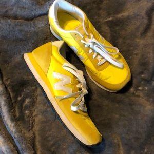 New balance tennis shoes!